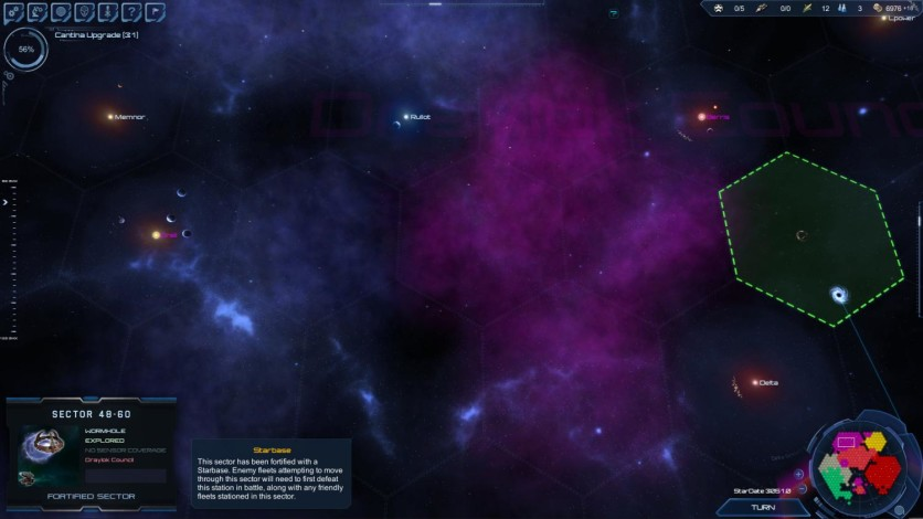 Screenshot 6 - StarDrive 2: Sector Zero