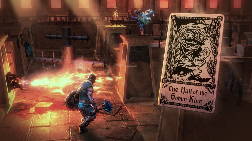 Screenshot 3 - Hand of Fate