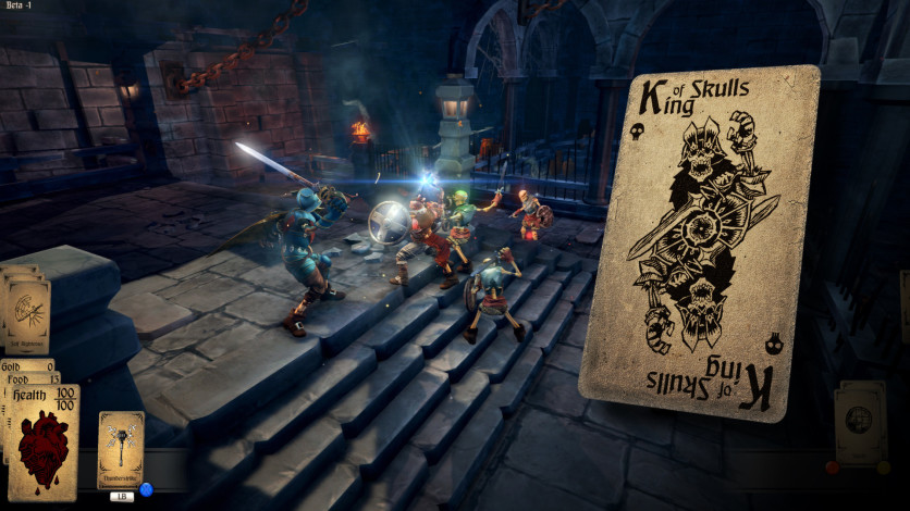 Screenshot 5 - Hand of Fate