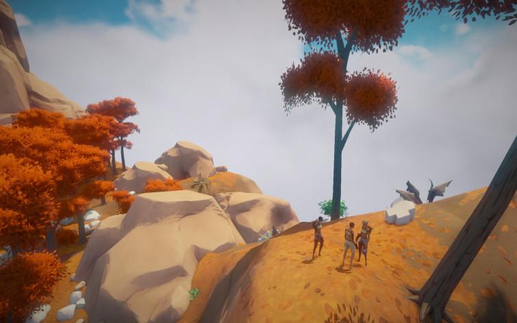 Screenshot 3 - Worlds Adrift
