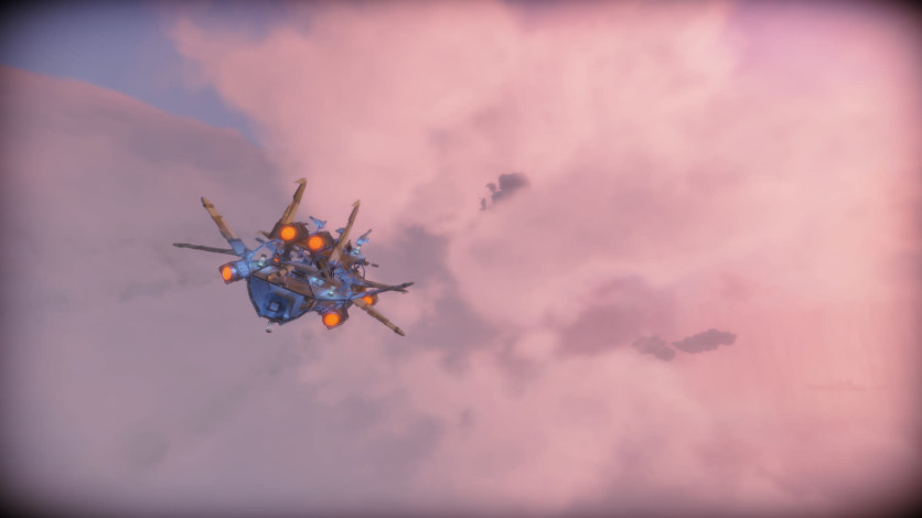 Screenshot 4 - Worlds Adrift