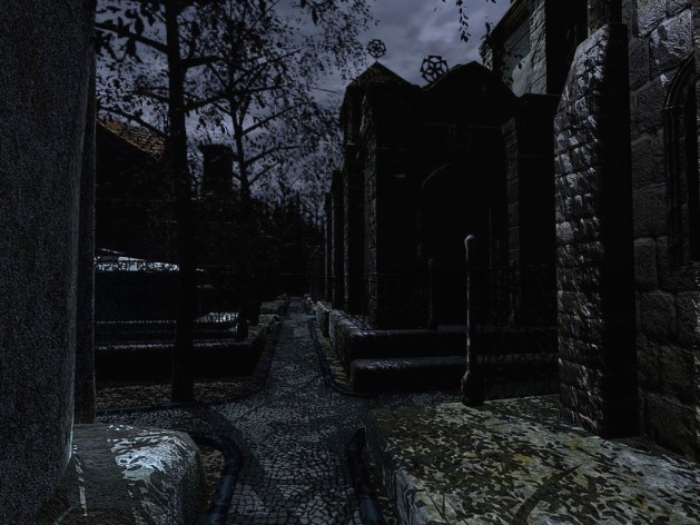 Screenshot 4 - Darkness Within 1: In Pursuit of Loath Nolder