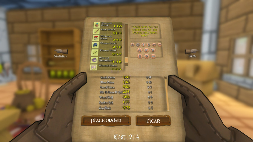 Screenshot 5 - Shoppe Keep