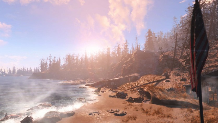 Screenshot 3 - Fallout 4 - Far Harbor