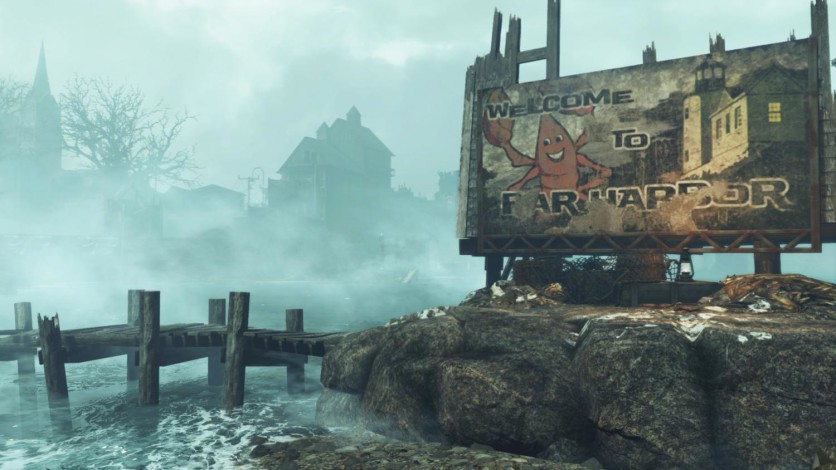 Screenshot 6 - Fallout 4 - Far Harbor
