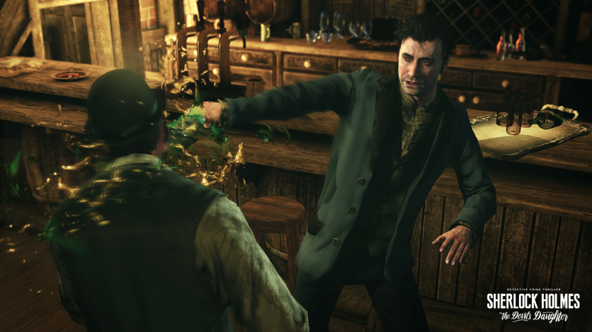 Screenshot 7 - Sherlock Holmes: The Devil's Daughter