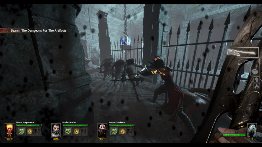 Screenshot 12 - Warhammer: End Times - Vermintide Drachenfels