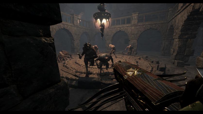 Screenshot 5 - Warhammer: End Times - Vermintide Drachenfels