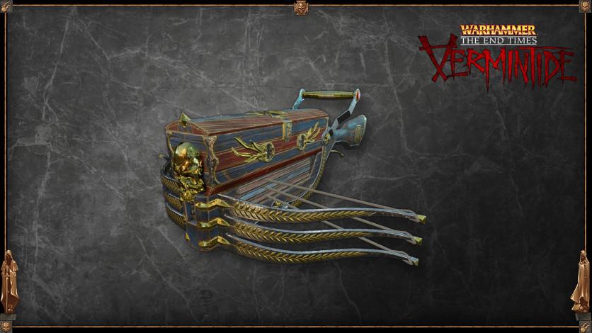 Screenshot 4 - Warhammer: End Times - Vermintide Drachenfels
