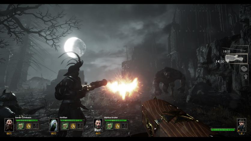Screenshot 7 - Warhammer: End Times - Vermintide Drachenfels
