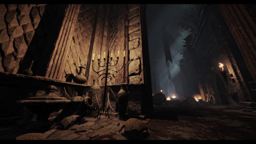 Screenshot 13 - Warhammer: End Times - Vermintide Drachenfels