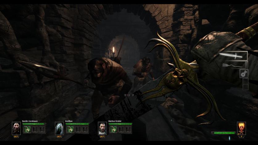 Screenshot 8 - Warhammer: End Times - Vermintide Drachenfels