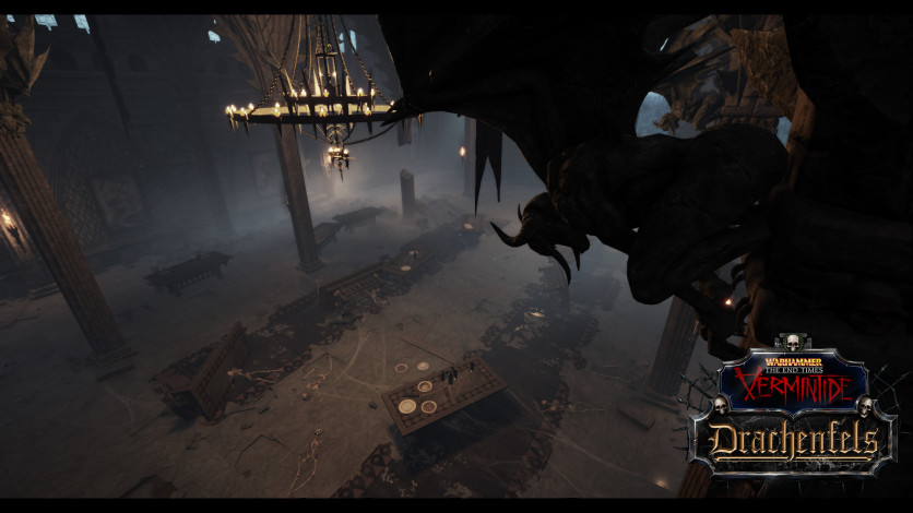 Screenshot 2 - Warhammer: End Times - Vermintide Drachenfels