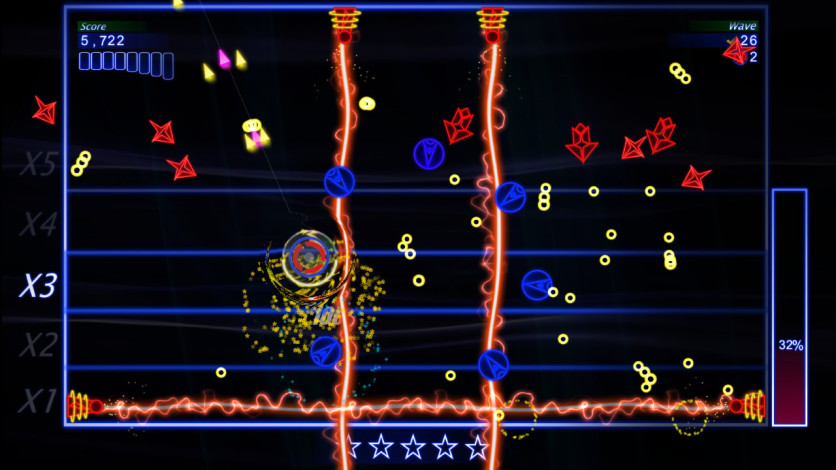 Screenshot 3 - Hyper Bounce Blast