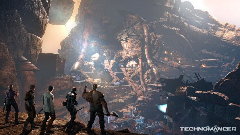 Screenshot 2 - The Technomancer