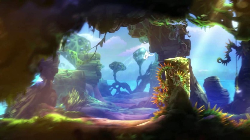 Screenshot 2 - Ori and the Blind Forest: Definitive Edition