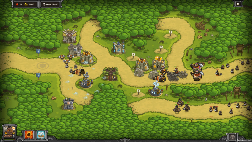 Screenshot 5 - Kingdom Rush