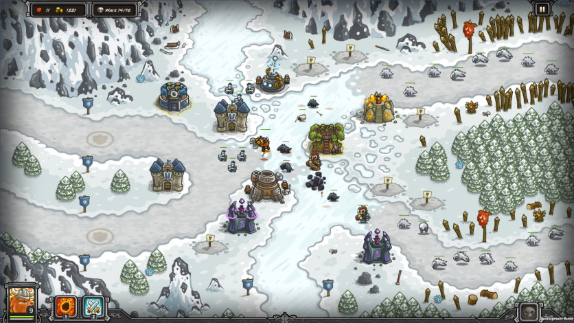 Screenshot 7 - Kingdom Rush