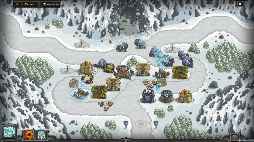 Screenshot 6 - Kingdom Rush