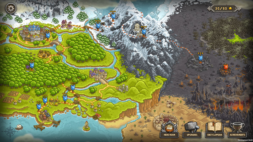 Screenshot 2 - Kingdom Rush