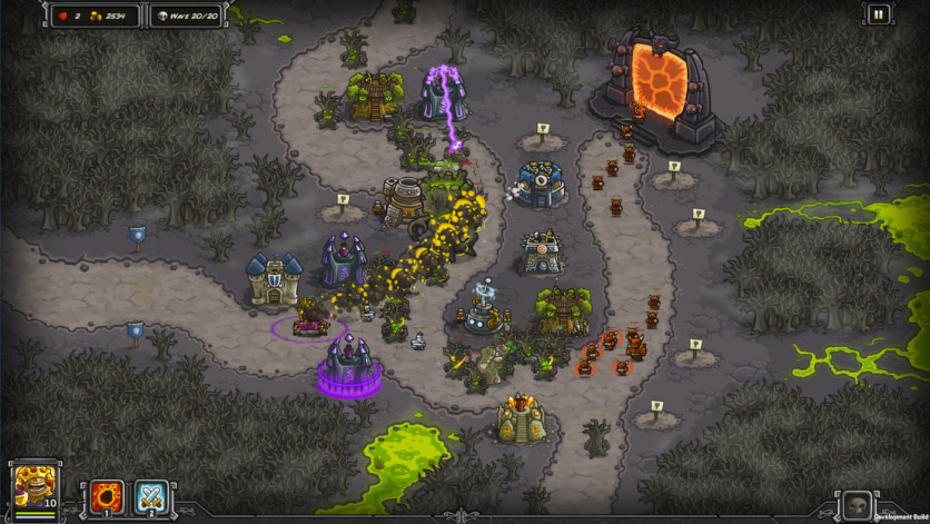 Screenshot 8 - Kingdom Rush