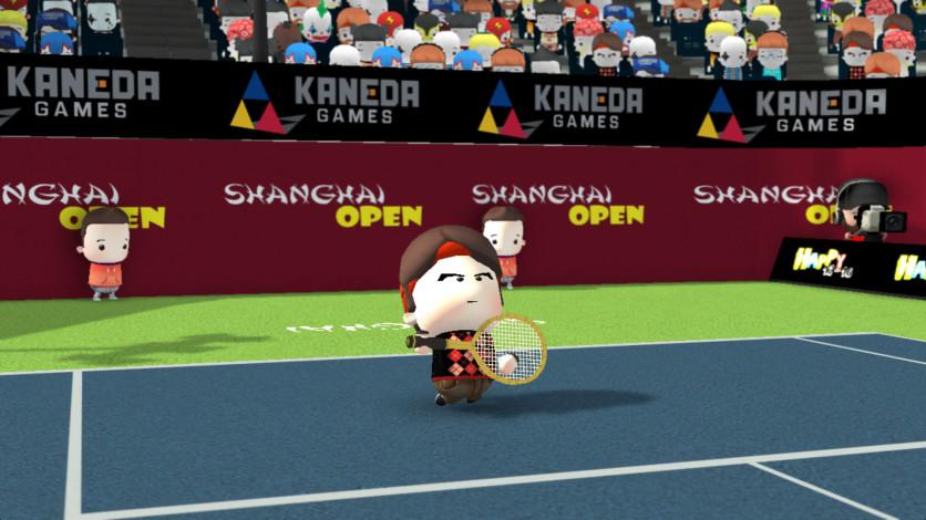 Screenshot 14 - Smoots World Cup Tennis