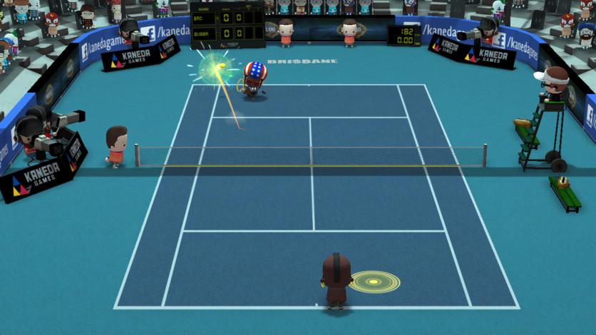 Screenshot 17 - Smoots World Cup Tennis