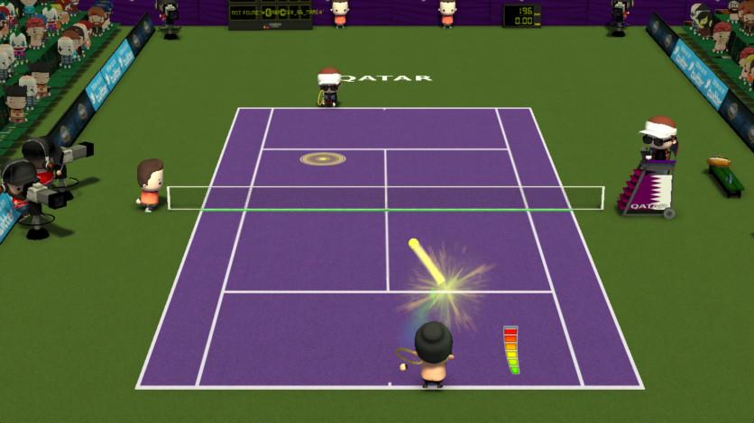 Screenshot 7 - Smoots World Cup Tennis