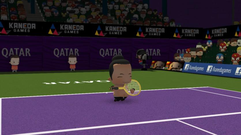 Screenshot 4 - Smoots World Cup Tennis