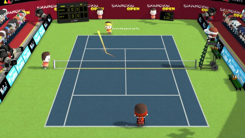 Screenshot 16 - Smoots World Cup Tennis