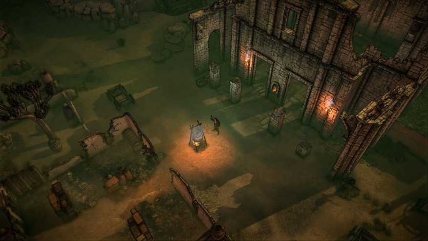Screenshot 3 - Hard West