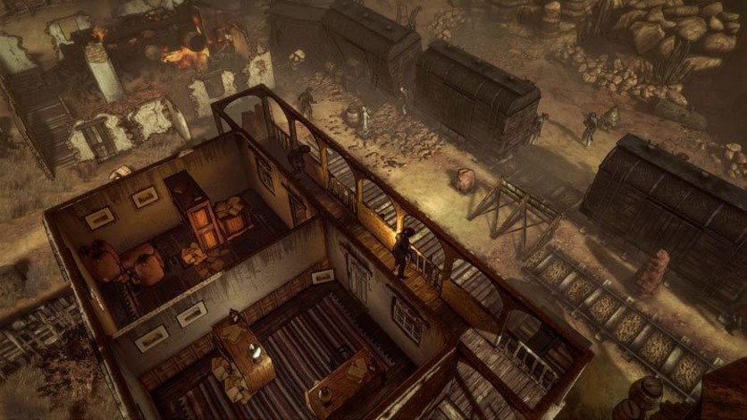 Screenshot 5 - Hard West