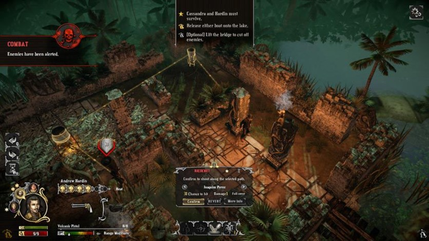Screenshot 11 - Hard West - Collector's Edition
