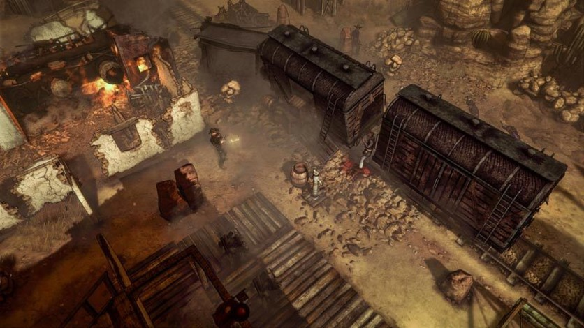 Screenshot 4 - Hard West - Collector's Edition