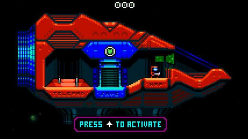 Screenshot 6 - Xeodrifter