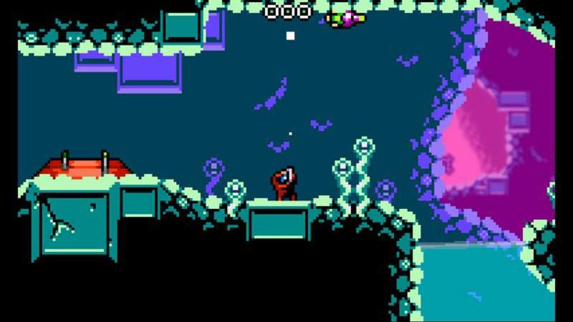 Screenshot 4 - Xeodrifter