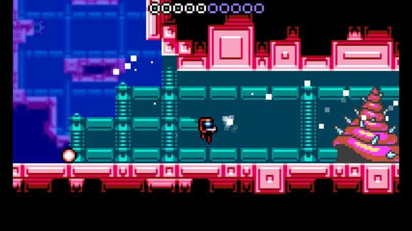Screenshot 5 - Xeodrifter