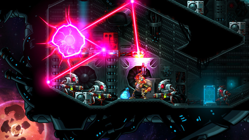 Screenshot 10 - Steamworld Heist