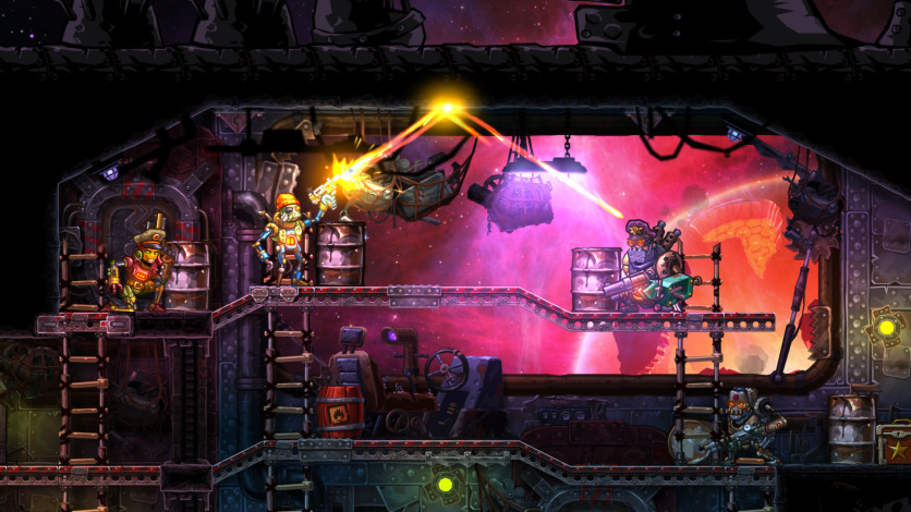 Screenshot 9 - Steamworld Heist