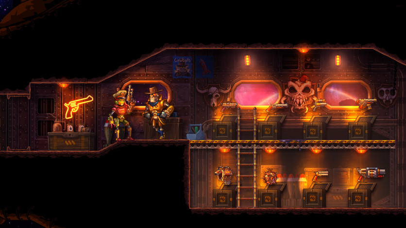 Screenshot 7 - Steamworld Heist