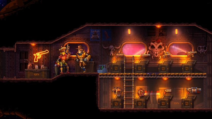 Screenshot 7 - Steamworld Heist