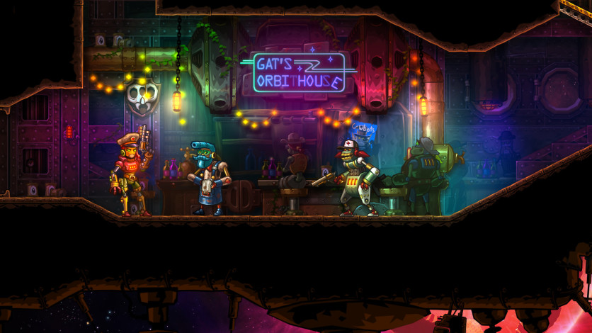 Screenshot 5 - Steamworld Heist