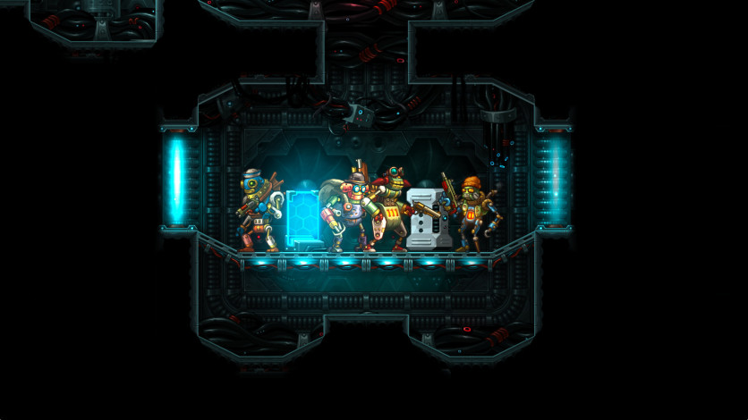 Screenshot 6 - Steamworld Heist