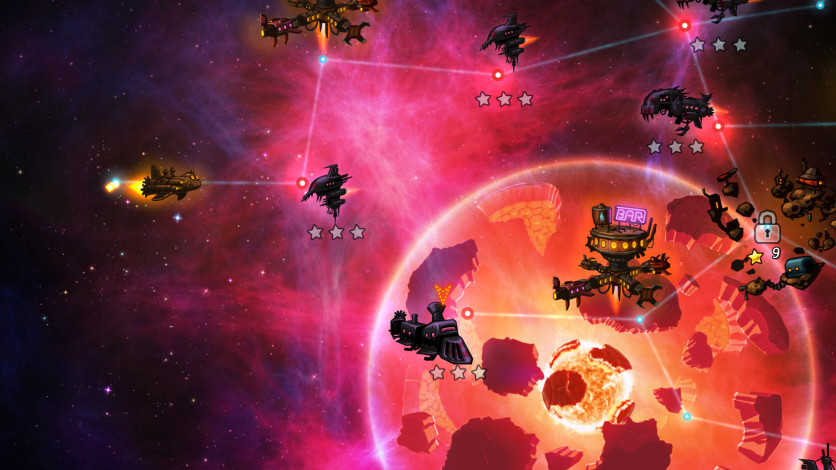 Screenshot 4 - Steamworld Heist