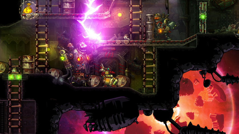 Screenshot 11 - Steamworld Heist