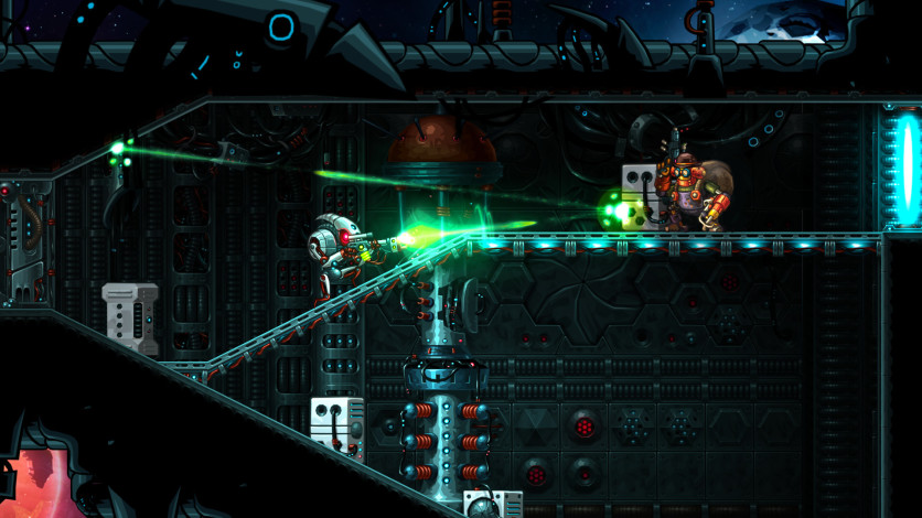Screenshot 8 - Steamworld Heist