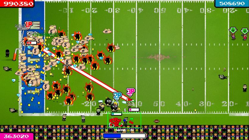 Screenshot 5 - Crazy Pixel Streaker