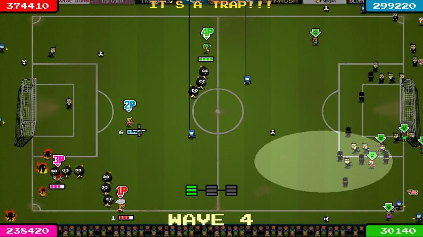 Screenshot 4 - Crazy Pixel Streaker