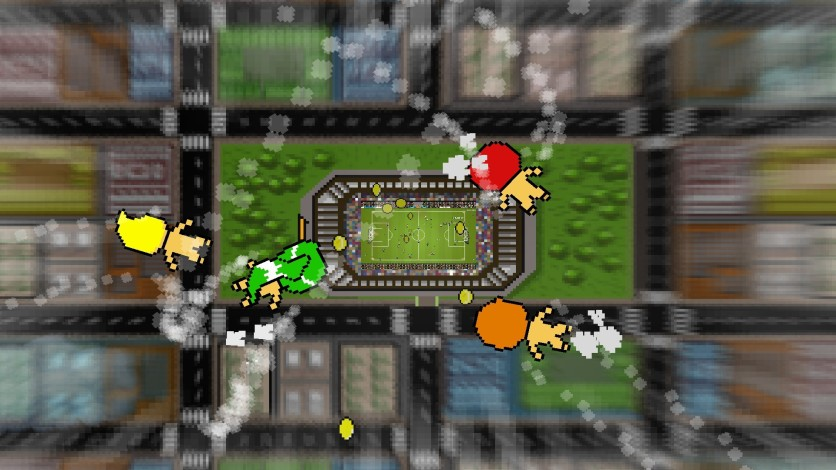 Screenshot 3 - Crazy Pixel Streaker