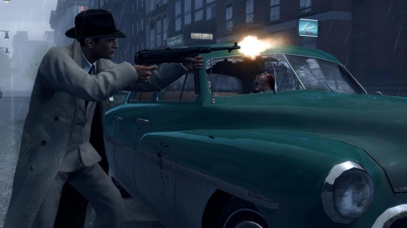 Screenshot 3 - Mafia II: Digital Deluxe Edition